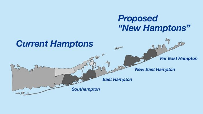 "Hamptons Announce Construction Of More Exclusive ""New Hamptons"""