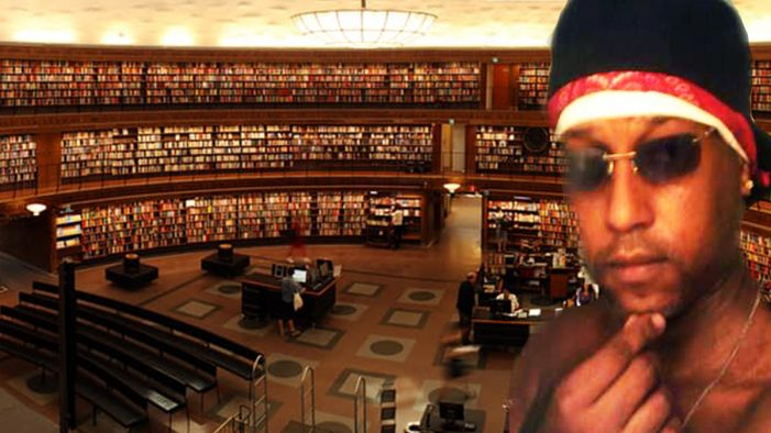 Rapper Viper Tapped to Head Up Library Of Congress