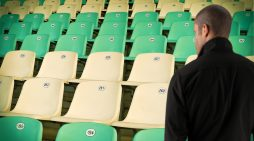 Man Wants Feeling Back He Had in Section L Row 27 Seat 261