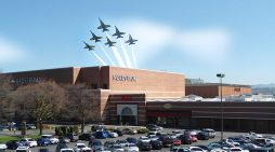 Air Force Jets Buzz Nordstroms In Dramatic Show Of Force