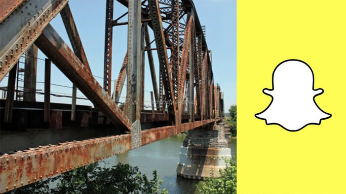 Government To Harness Power Of Snapchat To Rebuild Infrastructure