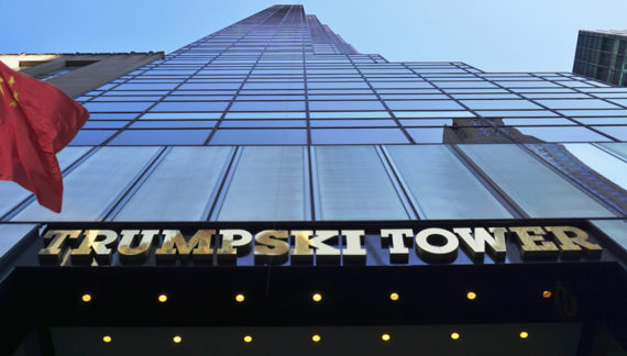 New Trumpski Tower Set To Open In Sevastopol, Crimea