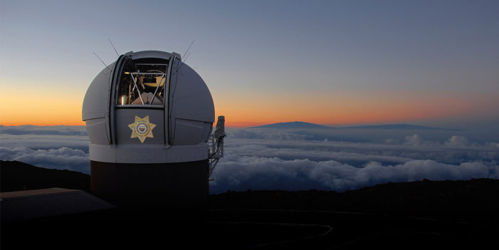 Sheriff Joe Arpaio Observatory Will Search Cosmos For Illegal Aliens