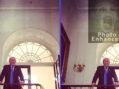 Startling Batboy Appearance At White House Shocks Guests