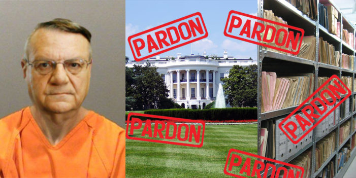 Trump Pardons Arpaio – Murderers And Rapists Swamp White House With Same Request