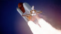 Former President Obama Hops Into Space Shuttle, Abruptly Leaves Earth
