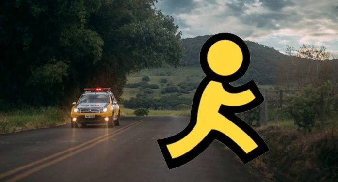 AOL Messenger Caught Fleeing From Police, Service To Close Indefinitely