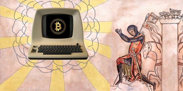 Bitcoin Declared Coin Of The Realm, King Pledges Fealty To Blockchain Computers