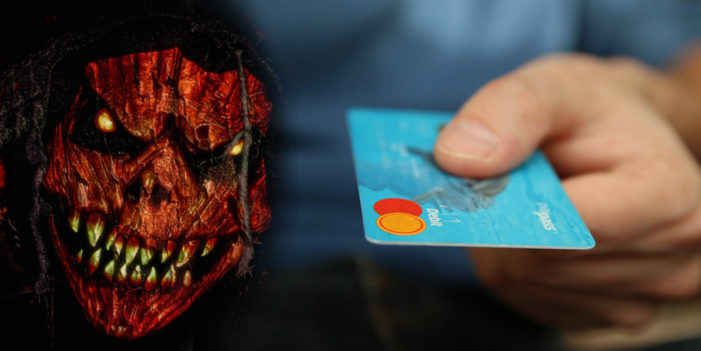 Devil Agrees To Settle Dispute With Your Bank, Will Charge Nominal Fee