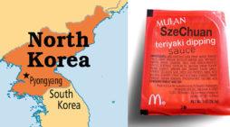Trump Announces Szechuan Sauce Embargo On North Korea