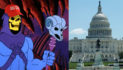 Skeletor Outraged At Democratic Hit Job On US Senate Campaign