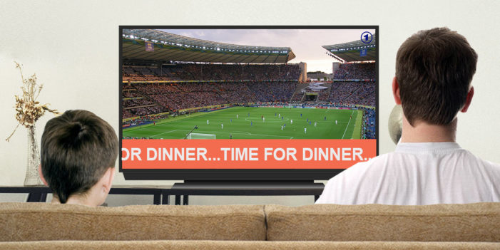 "New ""Breaking Dinner"" App Will Finally Get Family's Attention"