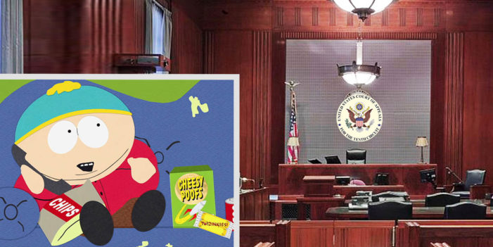 White House Nominates Eric Cartman To Federal District Court Judgeship