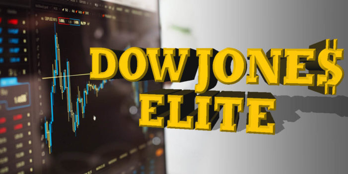 "Dow Jones Industrial Average Rebrands As ""Dow Jones Elite"""
