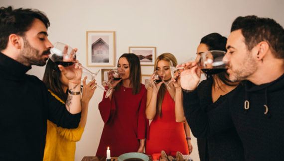 Book Club Decides It's Actually A Wine Club, Ditches Books Altogether