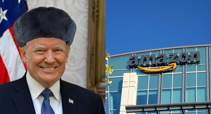 President Trump Returns Russian Fur Hat Purchased On Amazon This Summer