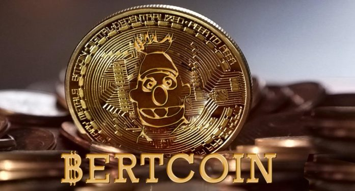 Sesame Street Launches New Bertcoin Exchange