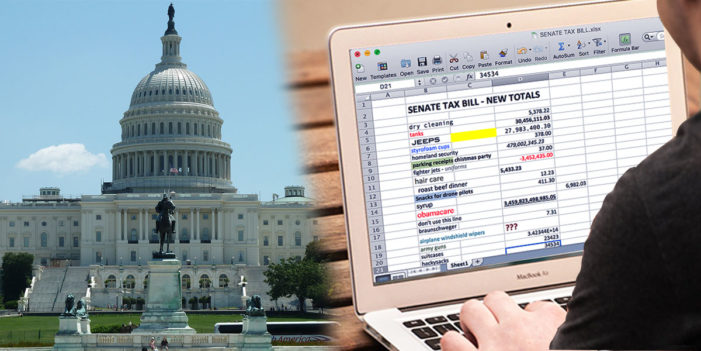 "Guy In Congress Who ""Knows Excel"" Confesses He Has No Idea What He's Doing"