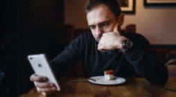 Man Receiving 23rd Text From Boss While On Vacation Not Coming Back To Work
