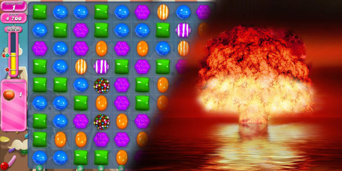 Hawaiian Civil Defense Worker Blames Candy Crush For False Alarm