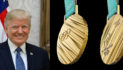 President Trump Demands Gold Medal For Being President