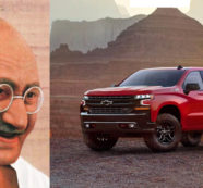 Chevrolet Decides To Pull Mahatma Gandhi Commercial For Silverado
