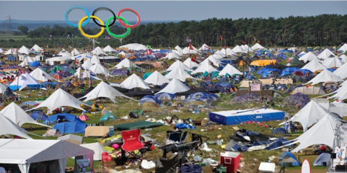 Olympians Trash Olympic Village In Epic Kegger, Lose Damage Deposit