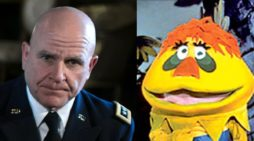 President Dismisses HR McMaster, Hires HR PufnStuf to Oversee National Security