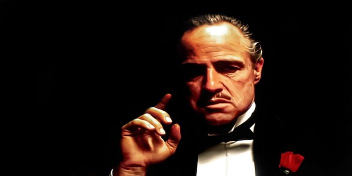 "Don Corleone ""Greatly Displeased"" With FBI Seizure Of Cohen Files"