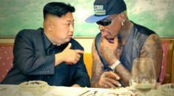 Dennis Rodman Nominated For Nobel Prize For Bringing End To Korean War