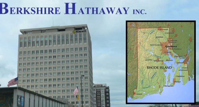 Berkshire Hathaway Discovers It Owns Rhode Island During Routine Audit