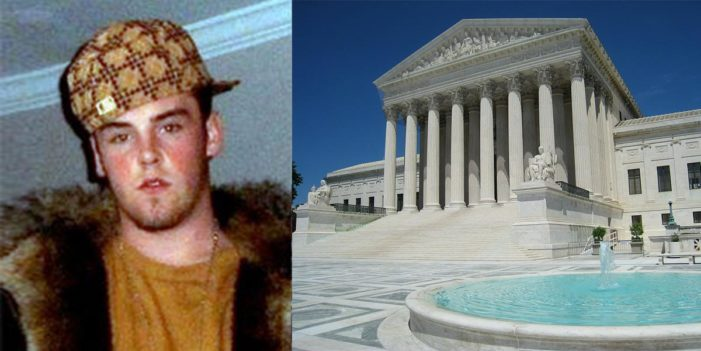 President Nominates Scumbag Steve For Supreme Court Justice