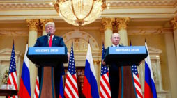 Trump And Putin Square Off In Debate To Become President Of Helsinki