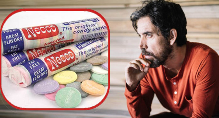 Man's Idea For Saving Neccos So MF'ing Crazy, It Just Might Work