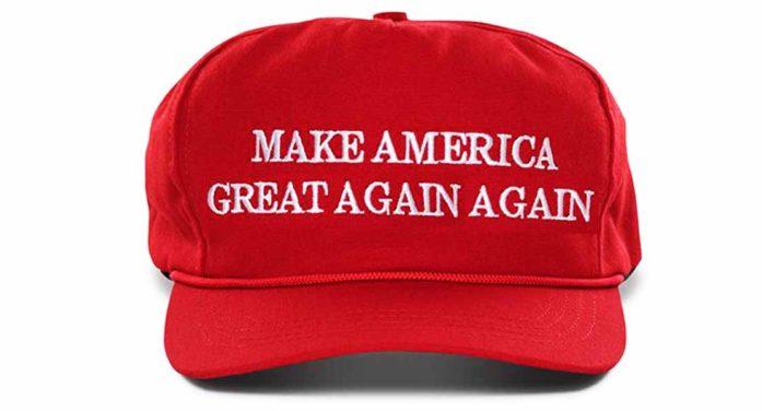 "Trump Campaign Reveals 2020 Slogan ""Make America Great Again Again"""