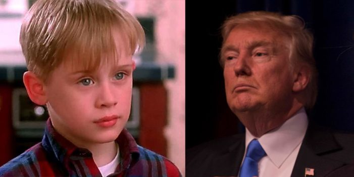 President Revokes Security Clearance Of Macaulay Culkin