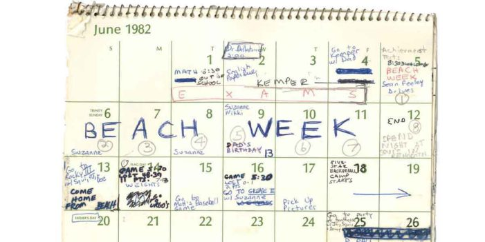 Judge Exonerates Man On Death Row After Calendar Found Showing He Was At Beach Week