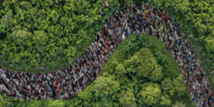 Giant Caravan Of Meatpackers, Housekeepers, And Farmworkers Threatens US
