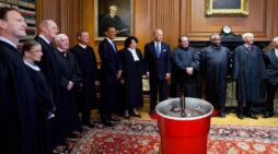 "Supreme Court Looking Forward To Attending ""Anything Goes"" Keg Parties"