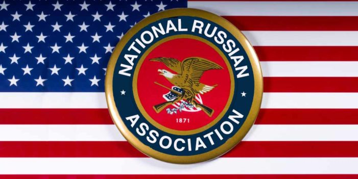 NRA Clarifies Mission, Changes Name To National Russian Association