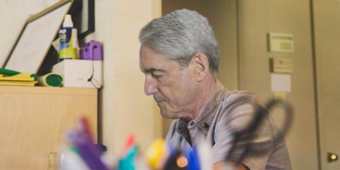 Mueller Finally Buckles Down To Write That Report That Due In Two Days
