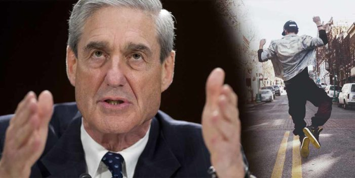 Mueller Releases 274 Page Diatribe Against Jaywalking