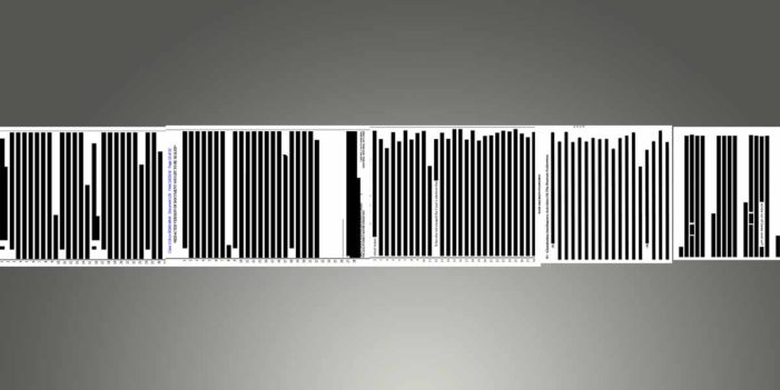 Guinness Certifies Attorney General's Report As World's Longest Barcode