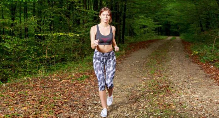 Runner In Forest Really Glad Blair Witch Project Starting To Look Dated