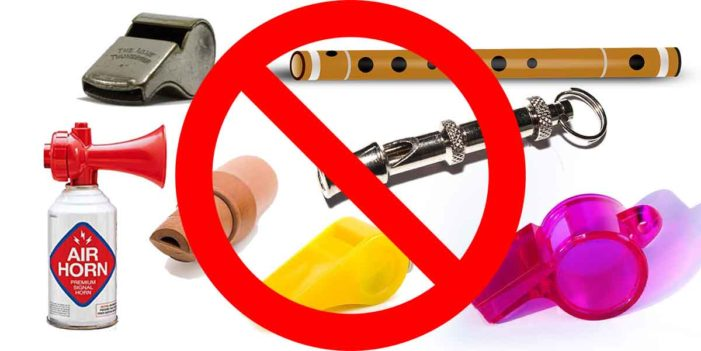 President Orders All Whistles Be Removed From White House