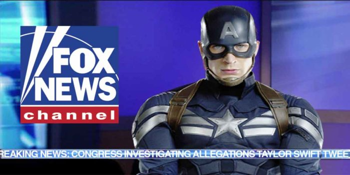 Fox Announces News To Be Read By America's Favorite Super Heroes