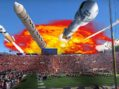 Space Force Flyover Terrifies Rose Bowl Crowd