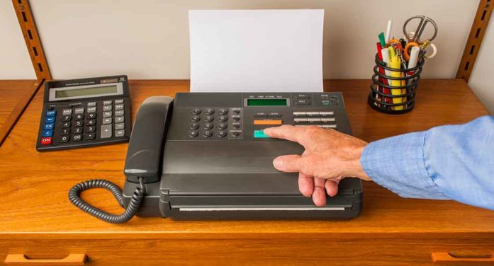 Iowa Caucus Fax Machine Hacked By Russian Operative