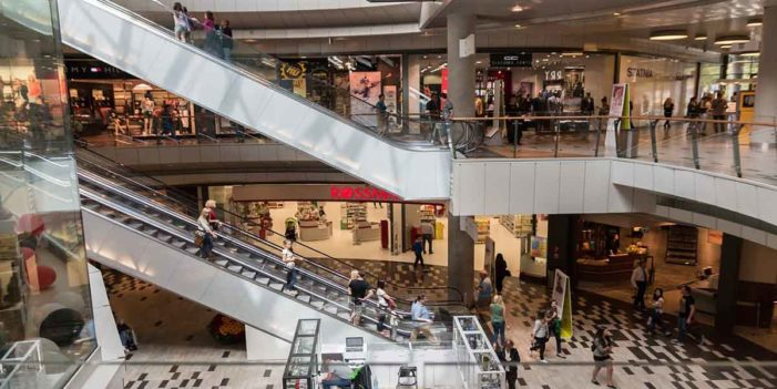 Triumphant Americans Flock To Malls, Contract Disease