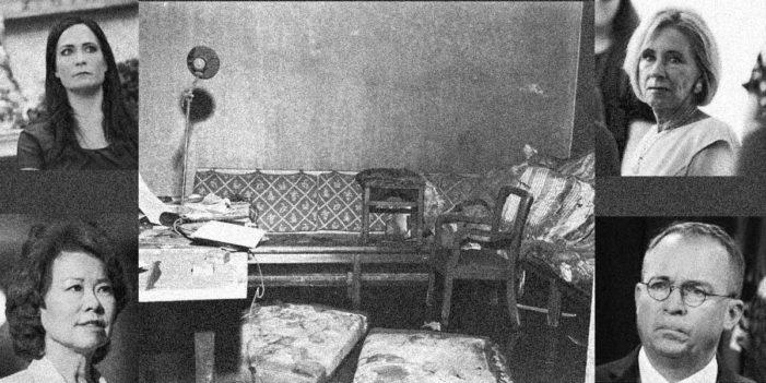 Horrified Party Members Resign After Murder Of Eva Braun